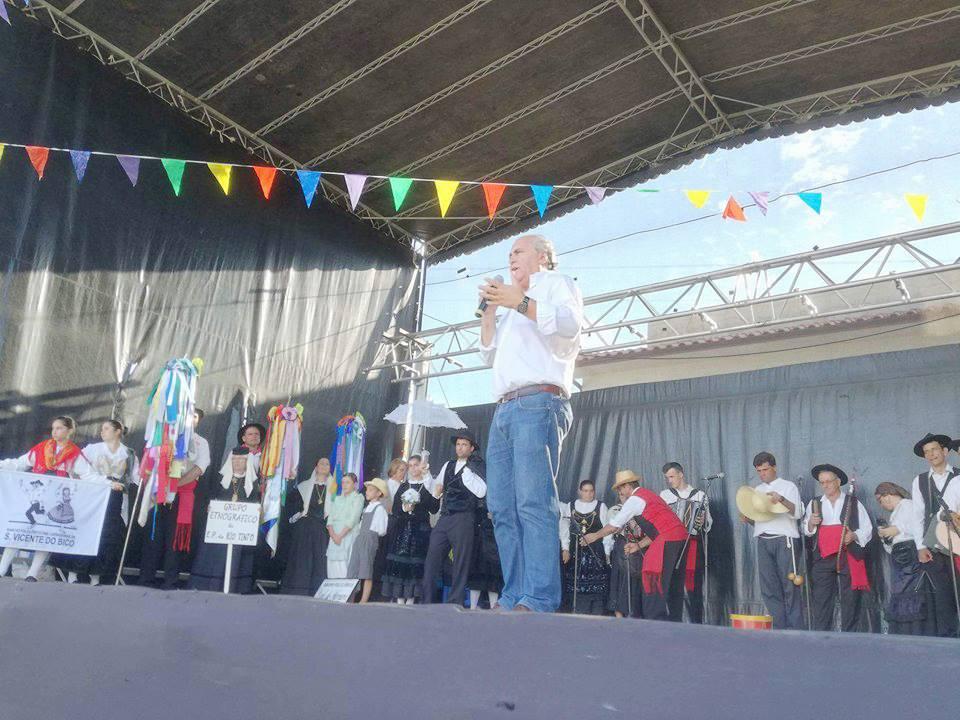 """Freguesia de Bico (Amares): Folclore animou tarde na """"Festa do Emigrante"""""""
