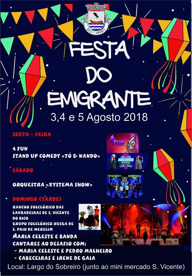 Festa do Emigrante
